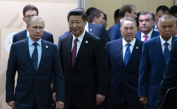 Russia-China relations